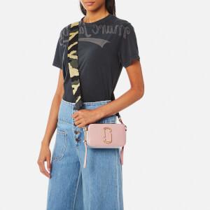 4c94fc59ebcb Marc Jacobs Women s Snapshot Cross Body Bag - Pale Pink Multi Damen ...