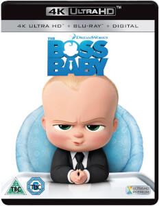 The Boss Baby - 4K Ultra HD