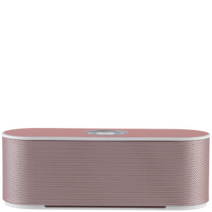 Akai DYNMX Bluetooth Speaker with Built-In Microphone - Rose Gold