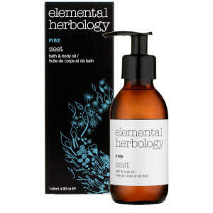 Elemental Herbology Fire Zest olio corpo e bagno 145 ml