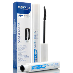 Mavala Treatment Creamy Mascara - Pearl Green 10 ml
