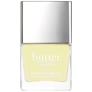 Esmalte de uñas Patent Shine 10X de butter LONDON Lemon Drop 11 ml