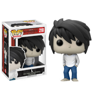 Death Note L Pop! Vinyl Figure