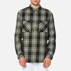 Nudie Jeans Men's Calle Check Shirt - Shadow Check