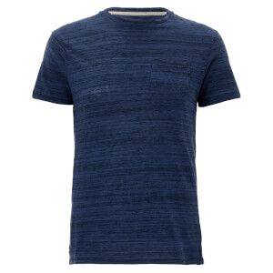 T-Shirt Homme Ferndale Threadbare - Bleu Denim