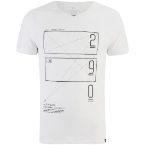 T-Shirt Homme Kapola Smith & Jones -Blanc