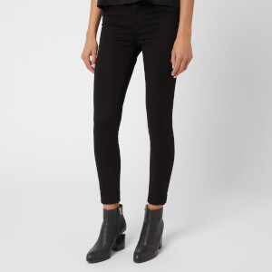 J Brand Women's Anja Jeans - Black