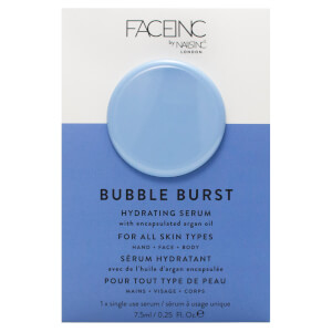 FACEINC by nails inc. Bubble Burst maschera notte levigante e idratante 10 ml