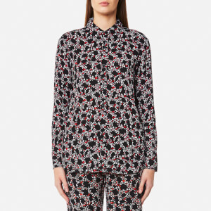 MICHAEL MICHAEL KORS Women's Hayden Button Down Shirt - Ballet