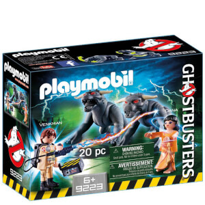 Playmobil Ghostbusters™ Venkman with Terror Dogs (9223)