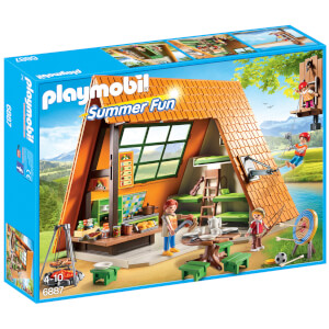 Playmobil grosses feriencamp (6887)