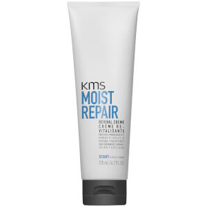 Crema revitalizante Moist Repair de KMS 125 ml