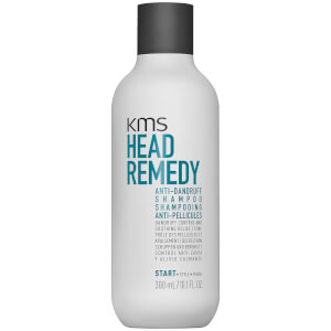 Champú anticaspa Head Remedy de KMS 300 ml