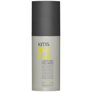 KMS Hairplay Liquid Wax 100ml