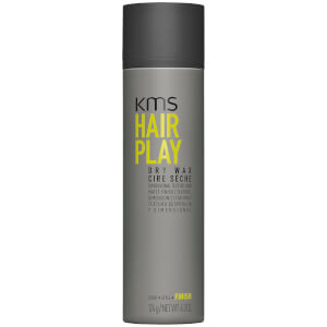KMS HairPlay Dry Wax 150ml