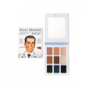 Paleta de sombras de ojos Meet Matt(e) Ador de theBalm