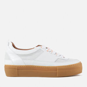 Ganni Women's Corinne Trainers - Bright White