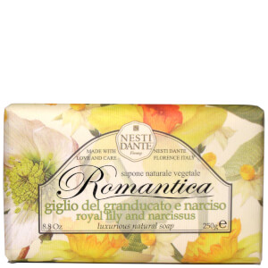 Nesti Dante Romantica Lily and Narcissus Soap 250 g