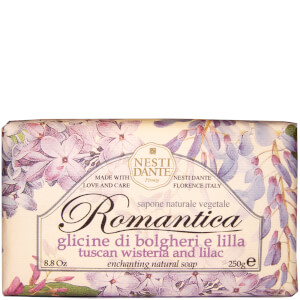 Nesti Dante Romantica Wisteria and Lilac Soap 250 g