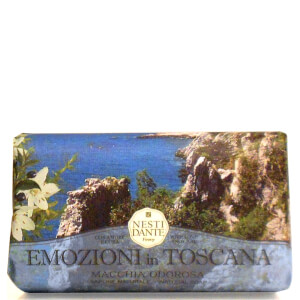 Nesti Dante Emozioni in Toscana Mediterranean Touch Soap mydło toaletowe 250 g