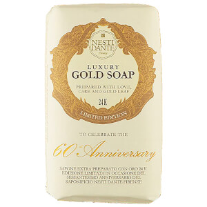 Savon Gold Leaf Natural Nesti Dante 250 g