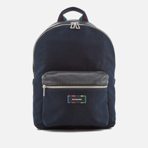 PS by Paul Smith Men's Canvas Rucksack - Navy