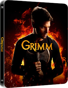 Grimm: Season 5 - Limited Edition Steelbook Blu-ray