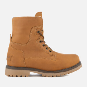 Wrangler Men's Aviator Roll Down Lace Up Boots - Camel