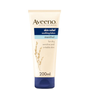 Aveeno Skin Relief Moisturising Lotion with Menthol 200ml