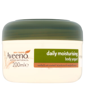 Aveeno Yogurt corpo idratante quotidiano - vaniglia e avena 200 ml