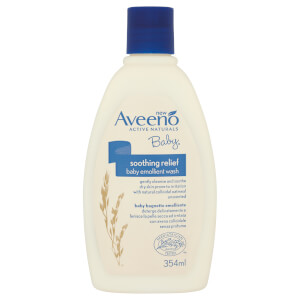 Gel Emoliente Baby Soothing Relief da Aveeno 354 ml