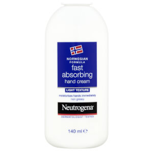 Neutrogena Norwegian Formula Fast Absorbing Hand Cream 140ml
