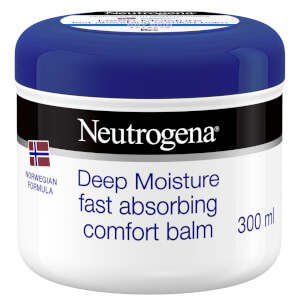 Neutrogena Norwegian Formula Deep Moisture Comfort Balm with Glycerine and Shea Butter 300ml
