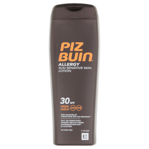 Piz Buin Allergy Sun Sensitive Skin Lotion - High SPF30(피즈 뷰 알러지 선 센서티브 스킨 로션 - 하이 SPF30 200ml)