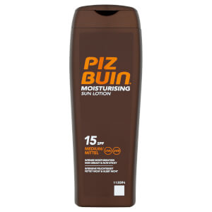 Piz Buin Moisturising Sun Lotion - Medium SPF 15 200 ml