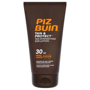 Piz Buin Tan & Protect Tan Intensifying Sun Lotion - High SPF30 150ml