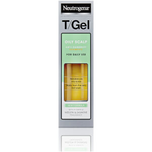 Neutrogena T/Gel Anti-Dandruff Shampoo for Greasy Hair(뉴트로지나 T/Gel 안티 댄드러프 샴푸 포 그리시 헤어 125ml)