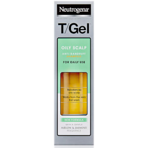 T/Gel® Anti-Dandruff Shampoo for Oily Scalp 125ml