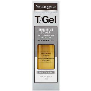 Neutrogena T/Gel Shampoo Sensitive Scalp szampon do wrażliwej skóry głowy 125 ml