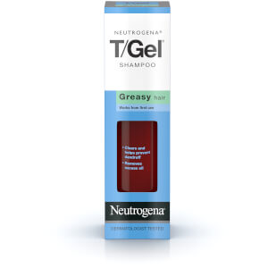 Neutrogena T/Gel Anti-Dandruff Shampoo for Greasy Hair 250ml