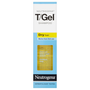 Neutrogena T/Gel Shampoo Dry Hair 250ml