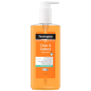 Clear & Defend Facial Wash