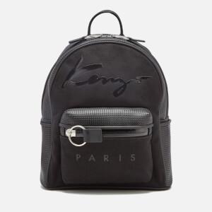 KENZO Women's Kanvas Backpack - Black