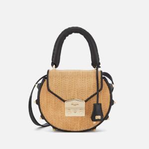 SALAR Women's Mimi Disco Bag - Gold