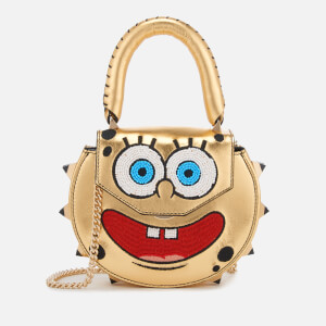 SALAR Women's Mimi SpongeBob Bag - Gold