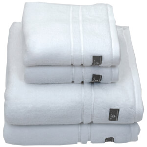 GANT Premium Terry Towel Range - White