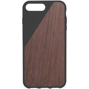 Native Union Clic Wooden iPhone 7 Plus Case - Black