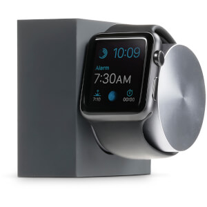 Native Union Dock For Apple Watch Silicon - Slate
