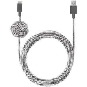 Native Union Type AC Cable 1.2m - Zebra