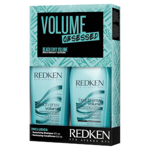 Redken Volume Obsessed Beach Envy Volume Duo 5oz